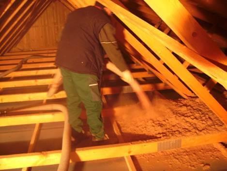 realizacia izolacie krovu 1
