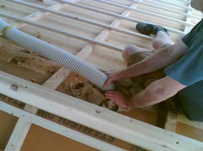 realizácia zateplenia drevným vláknom 10