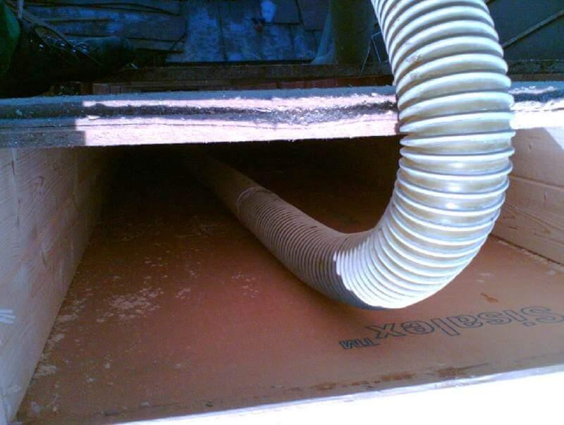 realizácia zateplenia drevným vláknom 12