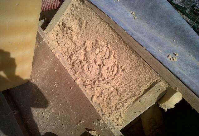 realizácia zateplenia drevným vláknom 14