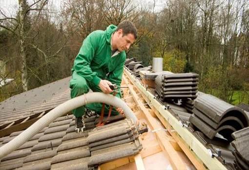 realizácia zateplenia drevným vláknom 2