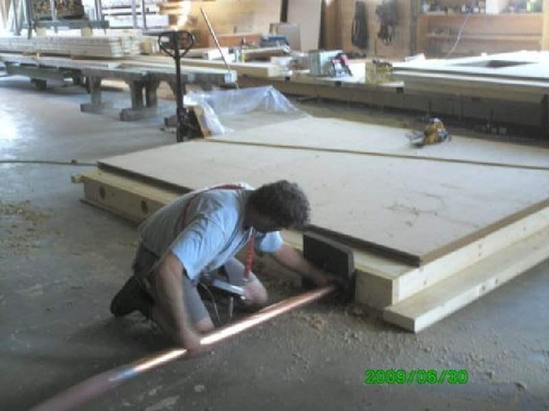 realizácia zateplenia drevným vláknom 28