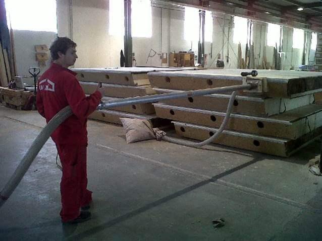 realizácia zateplenia drevným vláknom 1