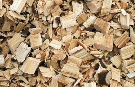 drevná štiepka na drevne vlakno